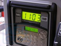 Fuel distributing Piusi Cube 70 MC 2.0 module