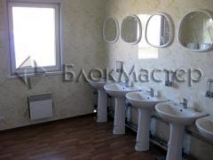 Toilet module
