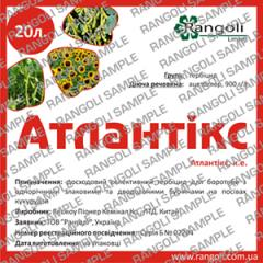 Atlantiks, Pesticides, herbicides, Mineral and