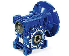 Worm motor reducers of the NMRV/NRV, NMRV-P/NRV-P