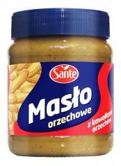 Арахисовое масло с кусочками орехов Sante 350