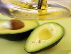The avocado oil refined