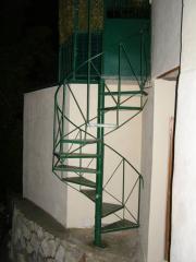 Лестницы винтовые от производителя Украина