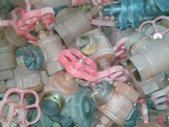 Клапан угловой пожарный 15кч11р Ду50 Ру16