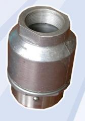 Valve return one-saddle NHI-22.01.000