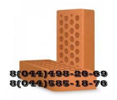 Brick ceramic litsevoy:kerameya, Evroton,