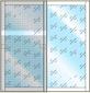 Frame mosquito grids