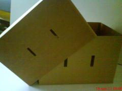 Яблочная коробка