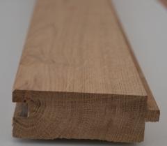 Floor board from an oak Ukraine Poland