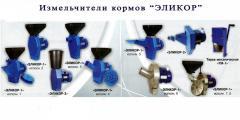Кормоизмельчитель «ЭЛИКОР-1» исп.2 (зерно, 180