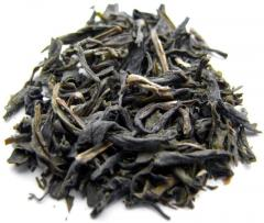 """Зеленый китайский чай """"Ресницы"""
