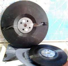Basic disk Klingspor for fiber and paper circles