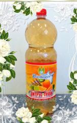 """Напиток с ароматом цитрус-травы ТМ """"Виктория"""" 2л"""