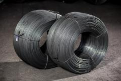 Low-carbon steel wire GOST 3282-74