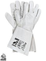 Перчатки краги сварщика