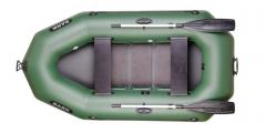 Double inflatable BARK B-250C rowboa