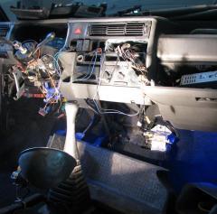 Electrician automobile