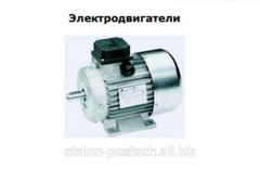 Single-phase asynchronous electric motors