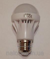 LED LED lamp 5w, E27, 6400K white standard