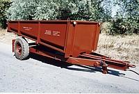 Тракторный прицеп 2ПТС-4 модели 9505,