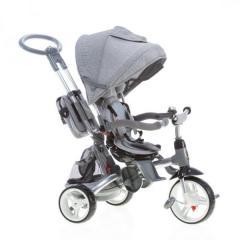 Велосипед-коляска MODI Crosser серый T 500 (AL)