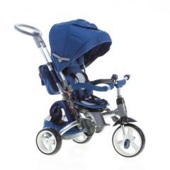 Велосипед-коляска MODI Crosser синий T 500 (AL)