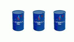 Railway Levada Oil greasings