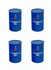 Liquids the lubricant cooling water mixed Levada
