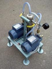 Мини-комплекс оборудования для производства
