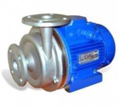 Chemical monoblock pump HM8/40E-55
