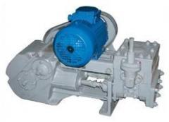 Centrifugal and vortex pump AH2/16