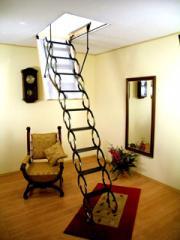 Чердачные лестницы Stallux 3