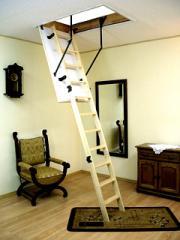 Чердачные лестницы Termo Long