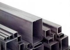 Pipe profile 60х40х2,0-4,0 in accordance with GOST 8645-68