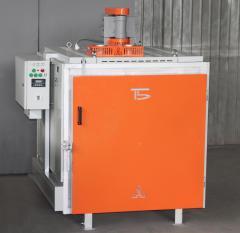 CHO-12.17.12/4 electric furnace
