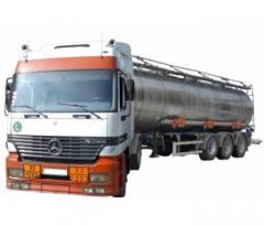 Diesel fuel, sale, delivery
