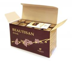Byyutisan drink means for rejuvenation and beauty