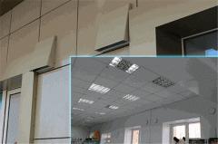 Вентиляционные приборы с рекуперацией тепла для