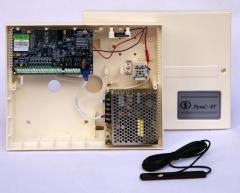 Объектовый прибор охранной сигнализации Лунь...