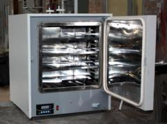 The cabinet dryer laboratory CHO-58/3,5 I2 with