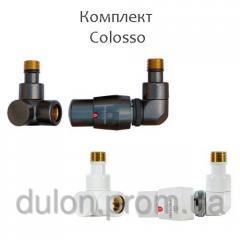 Комплект вентилей Colosso