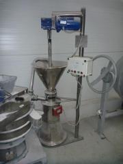 Colloid mill of U2143-16
