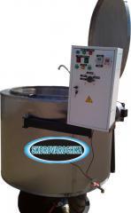 Cooking copper of KPE 500 U (The steam, Postponed