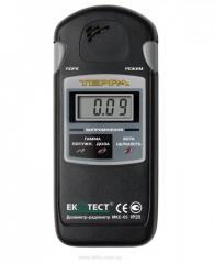 Dosimeter radiometer TERRA - MKS-05