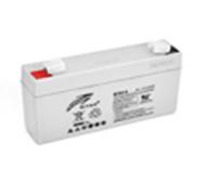 Акумуляторна  батарея AGM RITAR RT613, 6V 1.3Ah