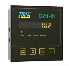 Universal counter impulses/flowmeter