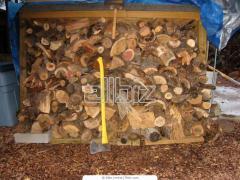 Щепа, дрова рубленные