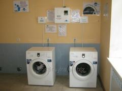 Вендинговые стиральные машины