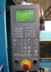 Microprocessor control system of the ESU 01-F