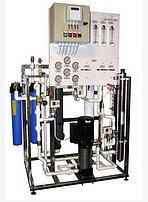 Промышленные системы очистки воды обратного осмоса